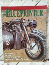 96 AMT Ertl Blueprinter Newsletter Vol 10 Issue 4 zundqpp is 750 motorcycle (A6) - $11.88