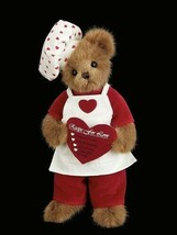 "Bearington Bears ""Baker Lovemaker"" 14"" Plush Bear- #190060- New -2010 - $59.99"