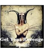 Black Magic Revenge Spell - $197.00