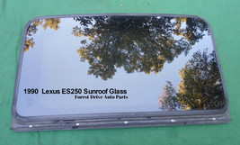 1990 Lexus ES250 Es 250 Year Specific Sunroof Glass Panel Oem Free Shipping! - $220.00