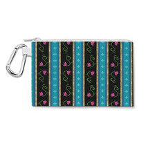 Ice Princess Anna Canvas Zip Pouch - $15.99+