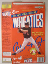 Empty Wheaties Box 1995 12oz Cal Ripken, Jr [Z202e11] - $3.99