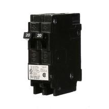 Mobile Home Siemens 20/20 AMP Tandem Single Pole Breaker - $18.65
