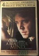DVD - A Beautiful Mind (Two-Disc Awards Edition) 2-DVD  - $17.14