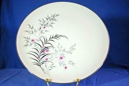"Royal Jackson Jeannine Parisienne Shape Dinner Plate 10 1/4"" - $9.69"