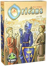 Orleans Board Game Strategy Role Playing Tasty Minstrel Games TTT2006 - $52.95