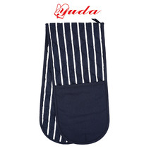 Double Oven Gloves/ Oven Mitts Heatproof Mitten Kitchen Cooking yuda 1Pc - $25.20