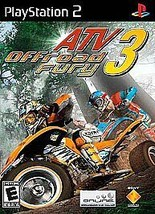 ATV Offroad Fury 3 (Sony PlayStation 2, 2004)(Tested) - $5.94
