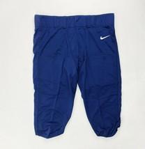 Nike Vapor Varsity Football Pant Men's L XL 2XL Navy Blue 908728-419 - $14.84+