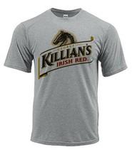 Killians Irish Red Dri Fit graphic beer T-shirt moisture wicking sun shirt image 2