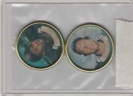 1987 Topps Coins Royals Twins George Brett Kirby Puckett - $1.71