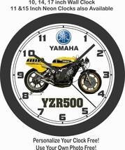 1978 YAMAHA YZR500 SUPERBIKE BIG  10,14,17 INCH WALL CLOCK-FREE USA SHIP - $28.70+