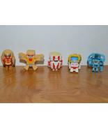 Transformers BOTBOTS Mini Action Figure Lot Hasbro DUDERONI CACKLE CORN ... - $21.19