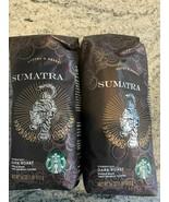 STARBUCKS SUMATRA (2LB) ORGANIC WHOLE BEAN COFFEE DARK ROAST - $29.58