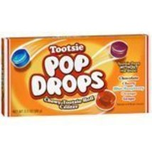 Tootsie Pop Drops Chewy Tootsie Roll Center Candy, 3.5 oz (Pack of 12) - $37.07