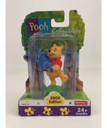 """Winnie The Pooh Collectible Toy 3"""" Figure Accordion Disney Fisher Price ... - $11.83"""