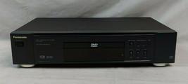 Panasonic DVD-A112U Dvd Player EB-3826 - $43.53
