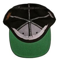Dissizit! The Sh!t AMERICA #2 Two American Flag USA Snapback Baseball Hat NWT image 7