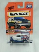 Matchbox Mattel Model A Ford Collector Car- 1998 Matchbox Toyshow- NIP - $10.39