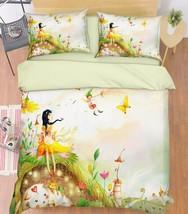 3D Cute Elves 22 Bed Pillowcases Quilt Duvet Cover Set Single Queen King Size AU - $64.32+