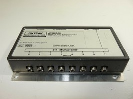 Ontrak Control Systems AVR8000 8:1 Video Multiplexer / Switch - $53.46