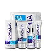 Anti Acne Set Face Care Treatment Scars Set Anti Acne Removal Gel Whiten... - $24.70