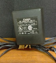 Canon AC Adapter AD-11 POwer Supply Transformer - $9.14