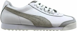 Puma Roma PF US EXT White/White-White 341795 15 Men's - $35.89