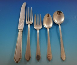 William & Mary by Lunt Sterling Silver Flatware Set For 8 Service 50 Pieces - $2,995.00