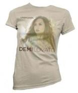 Auténtico & en Stock! Demi Lovato Unbroken Portada de Disco Júnior Jrs C... - $18.71