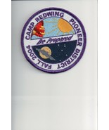 2004 Camp Redwing Pioneer District Fall patch - $5.94