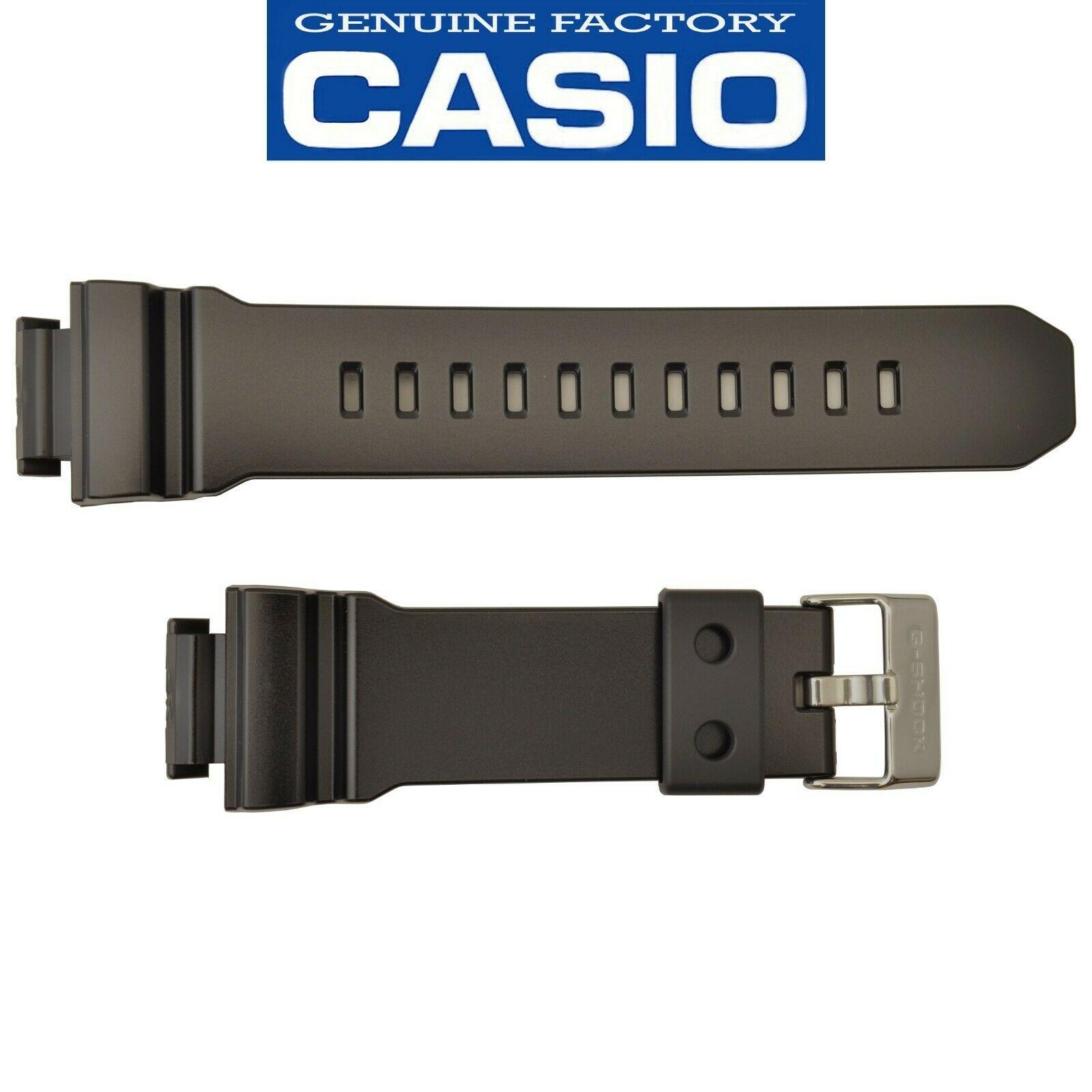 Genuine CASIO G-SHOCK Watch Band Strap GBX-6900B-1 Original Black Rubber - $31.10