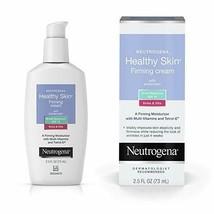 Neutrogena Healthy Skin Firming Cream with SPF 15 Sunscreen & TETROL-E, Hypoalle - $9.04