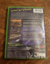 IHRA Professional Drag Racing 2005 Microsoft Xbox 2004 Complete with Manual image 2