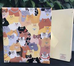 Vintage Hallmark Cat Photo Album NIB With Box Pets Feline Crazy Cat Lady ;) - $37.40