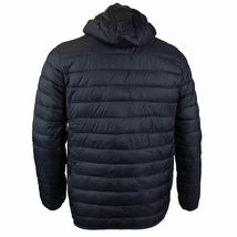 Maximos Men's Slim Fit Lightweight Zip Insulated Packable Puffer Hooded Jacket image 4