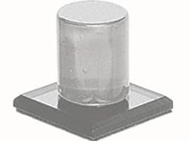 Clear Acrylic Stick-On Mirror Knob - $9.95