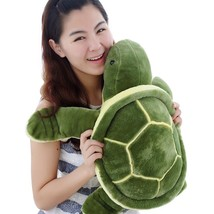35cm Plush Tortoise Toy Cute Turtle Plush Pillow Stuffed Cushion for Gir... - $10.00