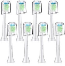 Sonicare Brush Replacement Heads For Philips Sonicare Electric HealthyWhite, +, - $24.48