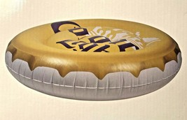 "BRAND NEW Corona Beer BottleCap 51"" Inflatable Swimming Pool Float FREE ... - $35.78"