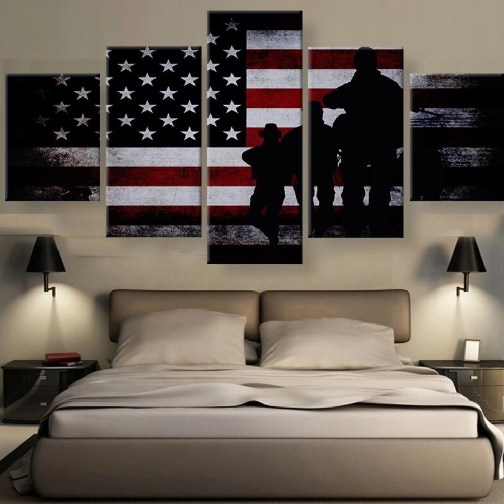 Canvas Painting Wall Art Electronics