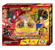 Bugsbot Ignition Transform Play Set Action Figure Battling Toy image 1