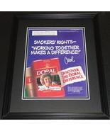1995 Doral Cigarettes 11x14 Framed ORIGINAL Advertisement - $32.36