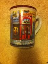 RUBY---FRENCH  HOTEL  COFFEE MUG----FREE SHIP--VGC - $14.38