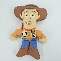 "Disney Pixar Toy Story Woody 7"" Plush Sheriff Cowboy Soft Doll Stuffed A... - $15.72"