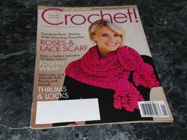 Crochet Defining Crochet Magazine January 2010 Boot Anklets - $2.99