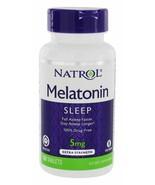 Natrol Melatonin Time Release Tablets, 5mg, 100 Count - $12.82