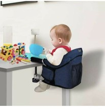Toogel Hook On Chair Clip on High Chair Fold-Flat Storage Portable Feedi... - $37.38