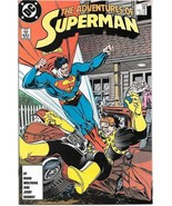 The Adventures of Superman Comic Book #430 DC Comics 1987 NEAR MINT UNREAD - $2.99