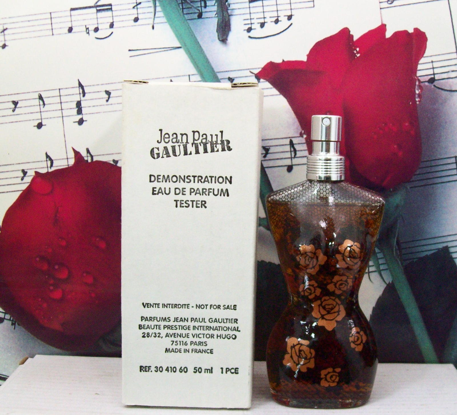 Primary image for Jean Paul Gaultier Classique EDP Spray 1.7 FL. OZ. NTWB